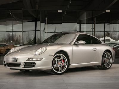 käytetty Porsche 911 Carrera S Coupe *Sport-putkisto, Manuaali, PASM, Navi*