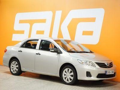 käytetty Toyota Corolla 1,33 Dual VVT-i Stop & Start Linea Terra 4ov ** Suomi-auto / 2x Renkaat / Ilmastointi **