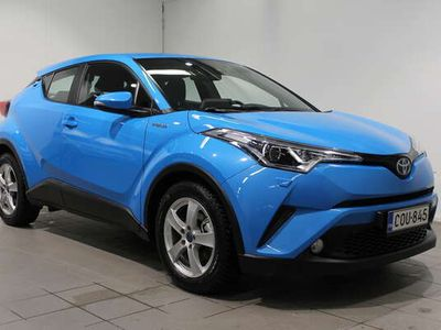 käytetty Toyota C-HR 1,8 Hybrid Business