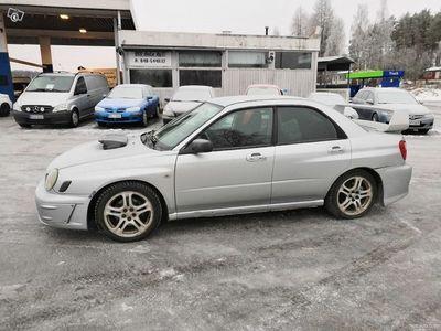 used Subaru Impreza 2.0 Tbo WRX 4d 4wd