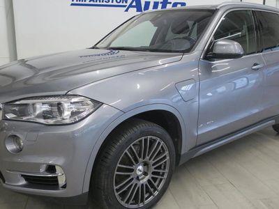 käytetty BMW X5 F15 xDrive40e A - Korkotarjous 1,99%+kulut -