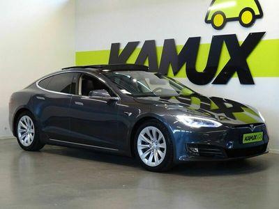 käytetty Tesla Model S 75 D Neliveto / Facelift / Highway autopilot / Panorama / Gen 2 penkit / Led ajovalot
