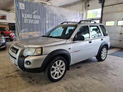 käytetty Land Rover Freelander 2,0 Td4 Sport