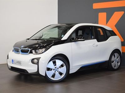 käytetty BMW i3 60Ah REX