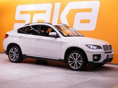 käytetty BMW X6 xDrive 40d A E71 SAV ** Panorama / Prof.navi / Sporttinahat / P-kamera / Muistipenkki **
