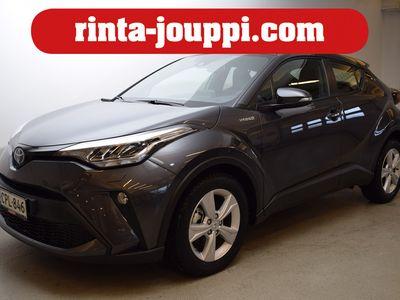 käytetty Toyota C-HR 1,8 Hybrid Active Edition - Esittelyauto! Vapautuu käytöstä toukokuussa, tee kaupat jo nyt! Etusi 2.