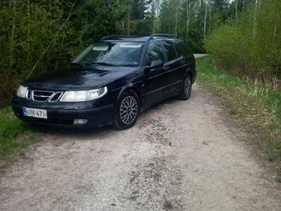 käytetty Saab 9-5 2,0turbo