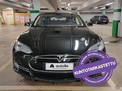 käytetty Tesla Model S *TYYLIKÄS* 85kWh 416hp Performance A Tarkastettuna, Rahoituksella, Kotiin toimitettuna!