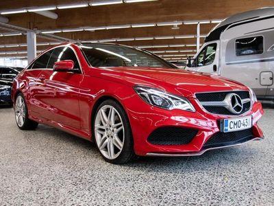 käytetty Mercedes E220 CDI BE Coupé A