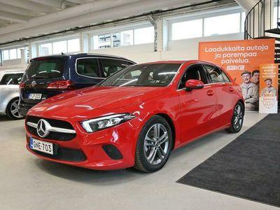 käytetty Mercedes A200 A Launch Edition Style/ Uudempi malli/ HIFI/ LED-ajovalot/ Peruutuskamera/ Tehokkaampi kone