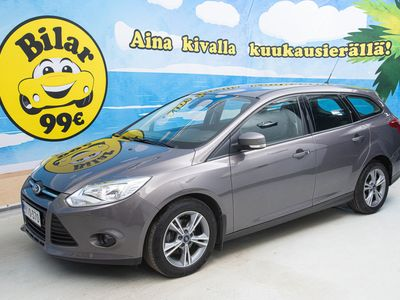 käytetty Ford Focus 1,0 EcoBoost 125 hv EcoBoost Edition M6 Wagon