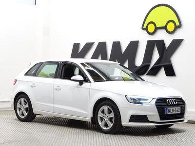 käytetty Audi A3 Sportback Pro Business Edition 1,0 TFSI 85 kW S tronic 1-Omisteinen SUOMI-auto, Bi-Xenon, 2x renkaat