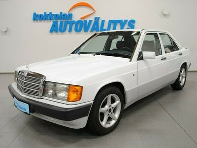 käytetty Mercedes 190 2.0 201