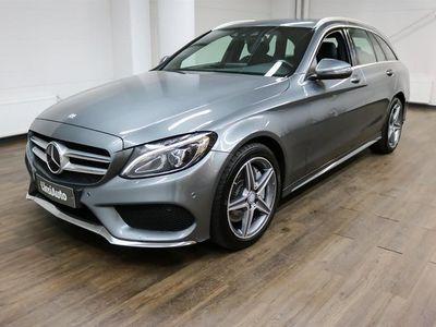 käytetty Mercedes C250 d T BlueTEC 4Matic 9G-Tronic - AMG Line - HUIPPUVARUSTEILLA! **** Tähän autoon on saatavilla LänsiAu