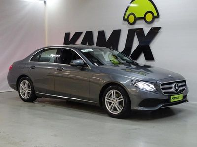 käytetty Mercedes E220 A Business ** Juuri tullut / Navigointijärjestelmä / LED-Ajovalot