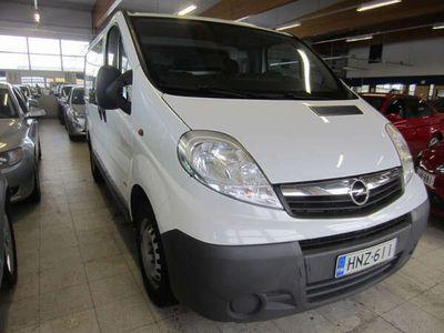 käytetty Opel Vivaro 2.0CTDI 6V L1H1(Rahoitus ilman käsirahaa)