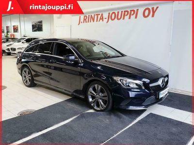 käytetty Mercedes 200 CLA-sarjaCDI A Shooting Brake Premium Business NAVI! TUTKAT! VAKKARI! *** J. autoturva saatavilla, J. kot