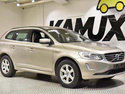 käytetty Volvo XC60 D4 AWD Momentum BE **NELIVETO, JUURI KATSASTETTU, MERKKIHUOLLETTU! HUIKEAT VARUSTEET, ON CALL,