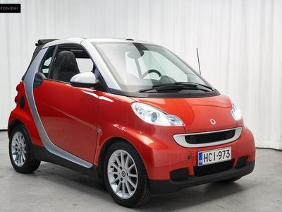 käytetty Smart ForTwo Cabrio 52 kw passion