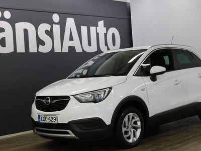 käytetty Opel Crossland X Innovation Plus 110 Turbo A **** LänsiAuto Safe -sopimus hintaan 590EUR. ****