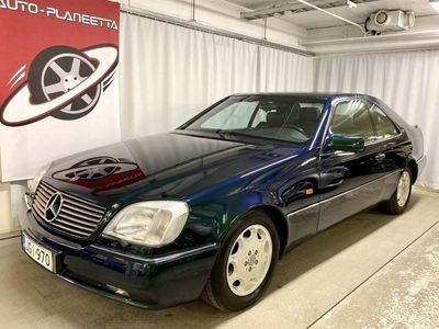 käytetty Mercedes CL600 V12 Designo LCP Paintwork, Mintti! Upea! MUUTTOHÄVITYS! TÄSTÄ HINNASTA -2000 EUR!