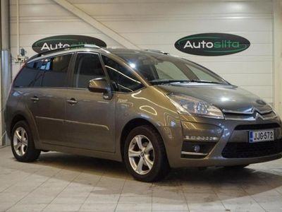 käytetty Citroën Grand C4 Picasso 1.6 eHDi CONFORT AUTOMAATTI ILMASTOINNILLA. Myös vaihto ja rahoitus. Nyt jopa ilman käsirahaa.