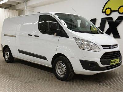 käytetty Ford Custom Transit310 2,0TDCi 130 hv A6 Etuveto Limited Van L2H1 / SIS ALV / TULOSSA!