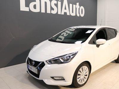 käytetty Nissan Micra IG-T 100 S/S Acenta Xtronic **** LänsiAuto Safe -sopimus hintaan 590€. ****