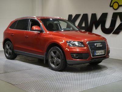käytetty Audi Q5 2,0 TDI (DPF) quattro S tronic Business / Koukku / Xenon / Vakionopeudensäädin / Urheilulliset istuimet