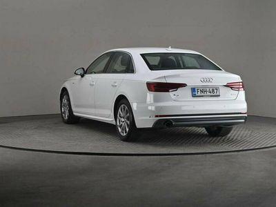 käytetty Audi A4 Sedan Bsn Comf Sline Edt 1,4TFSI 110 A