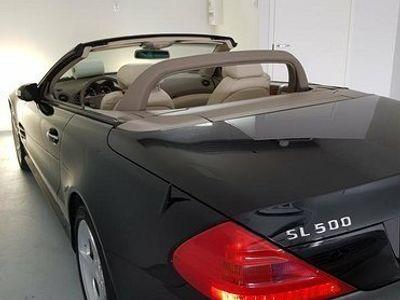 käytetty Mercedes SL500