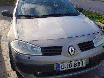 käytetty Renault Mégane II 1.6 sedan