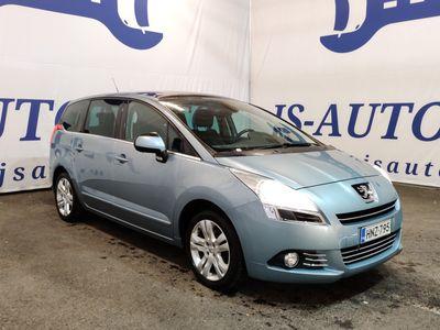 käytetty Peugeot 5008 Sport THP 156 7-paikkainen * Hieno ja tilava perheauto * Kotiintoimitus * Tähänkin edullinen OP-rahoitus *