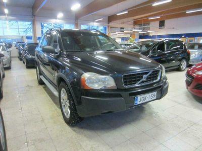 käytetty Volvo XC90 D5 AWD Summum Autom