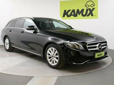 käytetty Mercedes E220 Aut Avantgarde // Vetokoukku / 360-kamera / Navigointi //