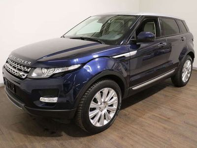 käytetty Land Rover Range Rover evoque 2.2 SD4 Prestige Aut