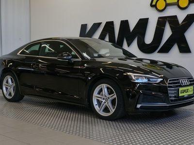 käytetty Audi A5 Coupé Business Sport 2,0 TDI 140 kW quattro S tronic / Nelikko / PA-Lämmitin / Tutkat etäisyysnäytöllä
