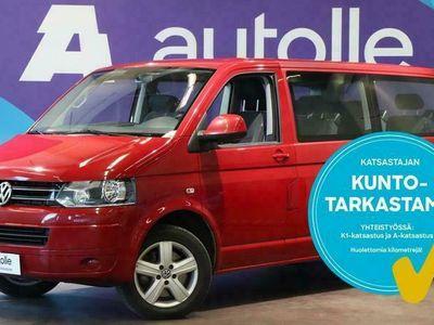 käytetty VW Multivan *KOTIINTOIMITUS!* Comfortline 2,0 TDI 103kw 8h Tarkastettuna, Rahoituksella, Kotiin toimitettuna!