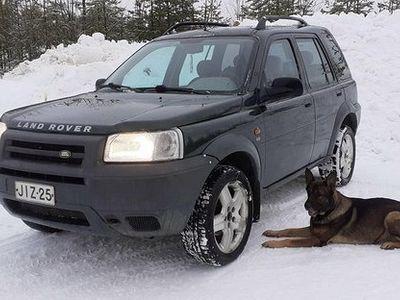 käytetty Land Rover Freelander tb 4x4