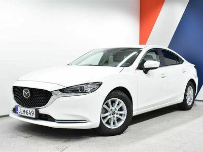 käytetty Mazda 6 Sedan 2,0 (165) SKYACTIV-G Vision Business 6AT 4ov YQ1B ** Runsas varustus **