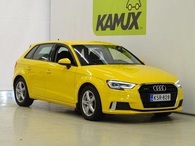 käytetty Audi A3 Sportback Land of quattro Edition 2,0 TDI 135 kW quattro S tronic # SUOMI-auto # 1. Omistajalta # AL