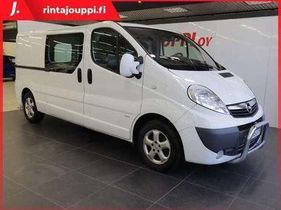 käytetty Opel Vivaro Van Edition L2H1 2,0 CDTI ecoFLEX 84kW MTA6 *** J. autoturva saatavilla, J. kotiintoimitus