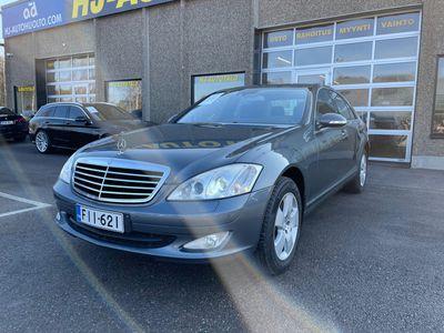 käytetty Mercedes S320 CDI 4Matic **SUOMI-AUTO, XENON, CRUISE, PIMEÄNÄKÖAVUSTIN**