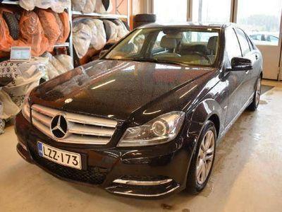 käytetty Mercedes C180 CDI BE A Premium Business Avantgarde ** Suomi-auto / Webasto / Parkkitutkat / ILS - Xenon / IHC