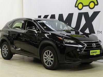 käytetty Lexus NX300h Comfort / ALV / 1-Omistaja / Avaimeton käynnistys / Peruutuskamera / Bluetooth audio / 2x renka