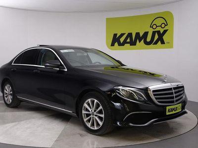 käytetty Mercedes E220 4Matic AUT // Led-ajovalot / Navigointi / Lasikatto //