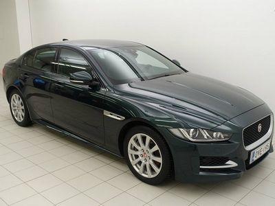käytetty Jaguar XE 20d R-Sport Autom. * Kauko-ohjattava webasto *