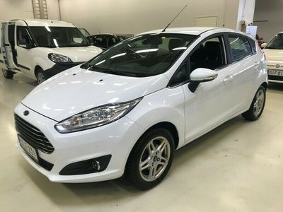 käytetty Ford Fiesta 1,0 80hv Start/Stop M5 Titanium 5-ovinen
