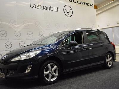 käytetty Peugeot 308 SW Sport HDi 112 FAP Korko 1.99% jopa ilman käsirahaa!Panorama,Vakionopsäädin,Auto Ac,Koukku!