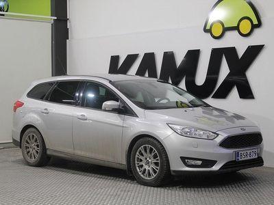 käytetty Ford Focus 1,0 EcoBoost 125 hv Trend / SUOMI-AUTO / RATINLÄMMITIN / LÄMMITETTÄVÄ TUULILASI /